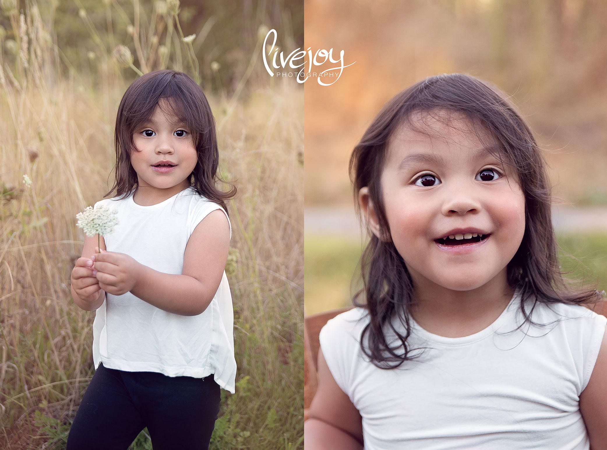 Two Year Baby Session | LiveJoy Photography | Oregon