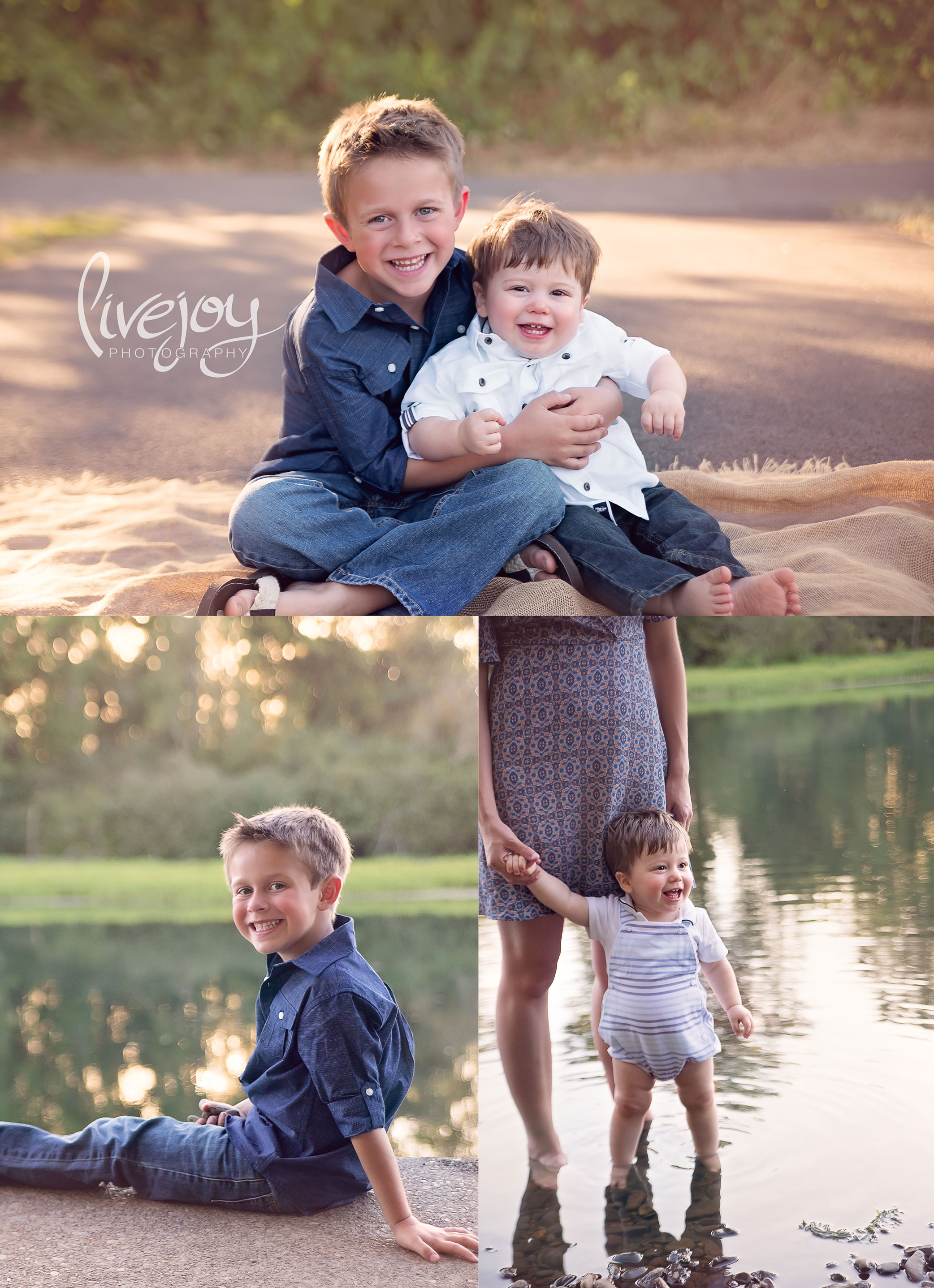 Family Photos | LiveJoy Photography | Oregon