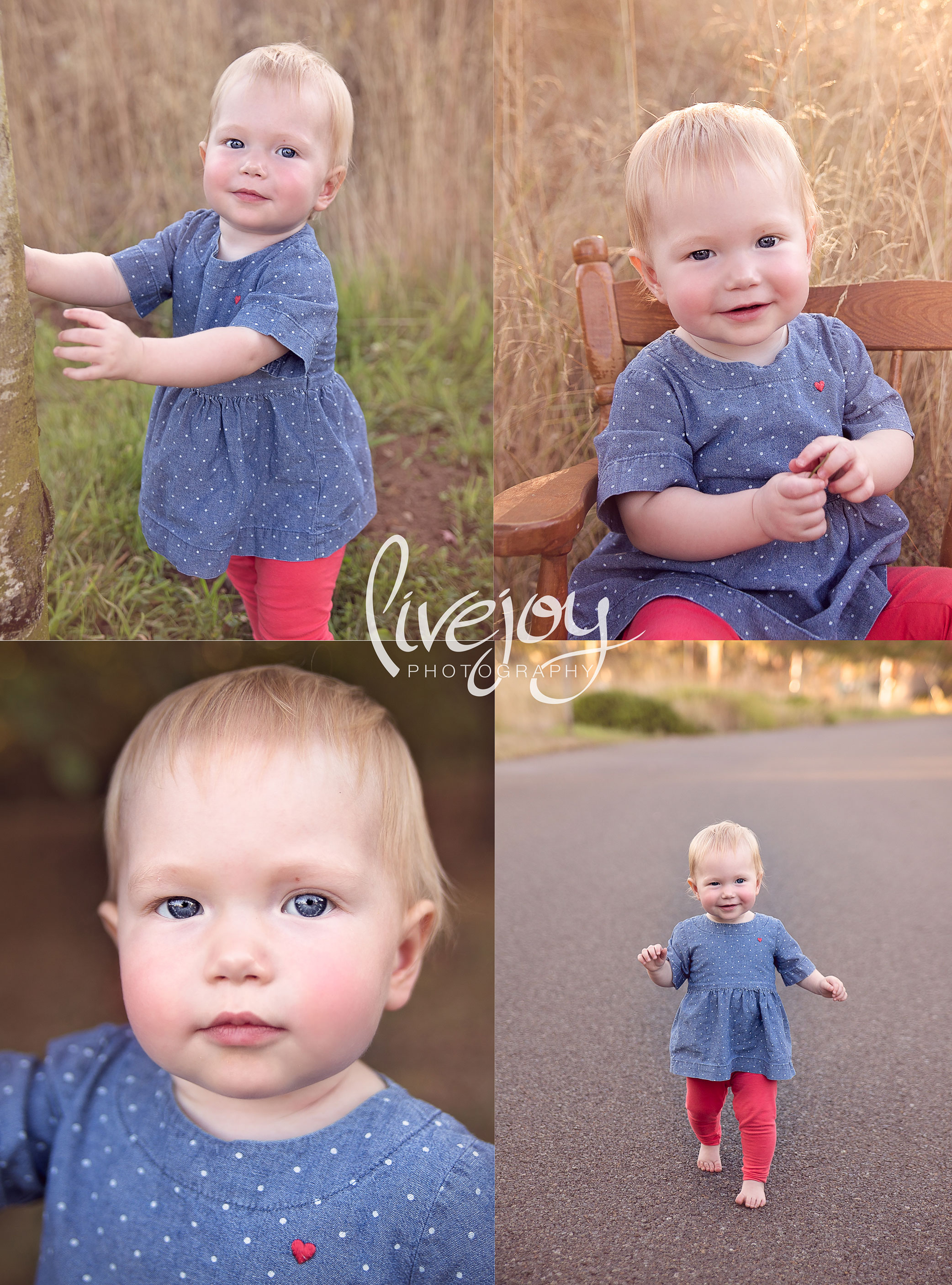 1 Year Baby Photography | Oregon | Livejoy Photography