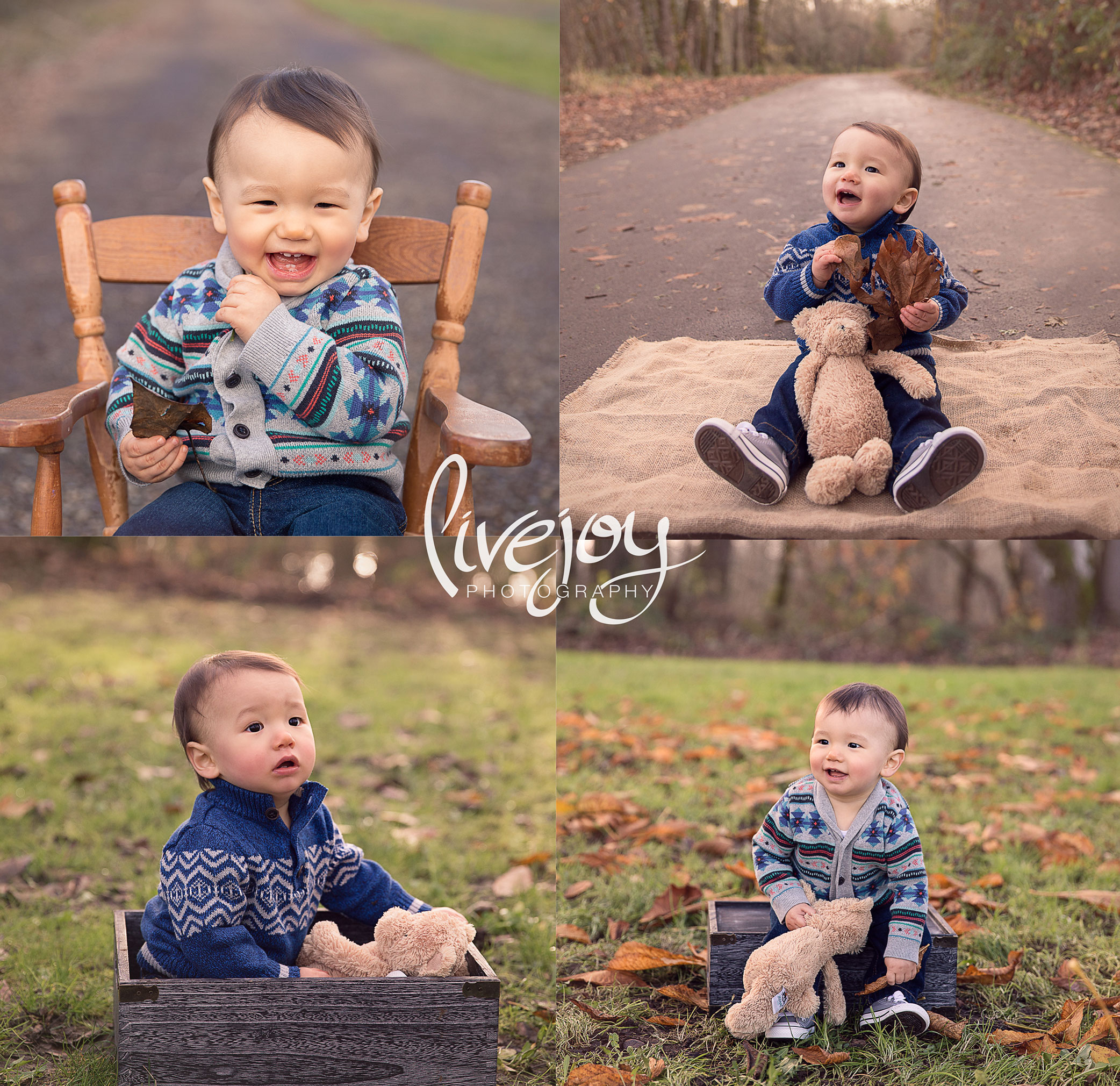 1 Year Photography | Oregon | LiveJoy Photography