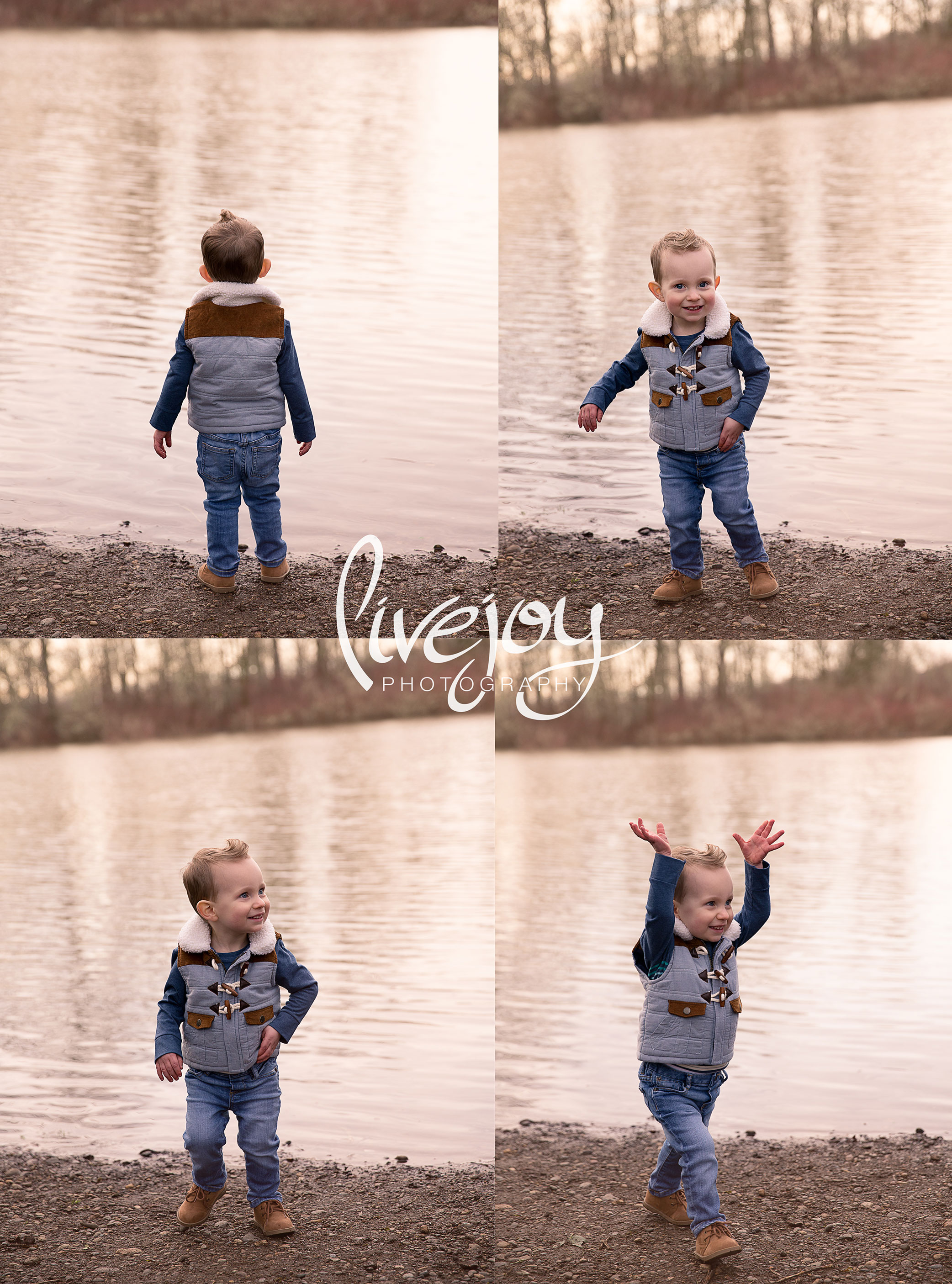 18 Month Boy Photography | LiveJoy Photography | Oregon