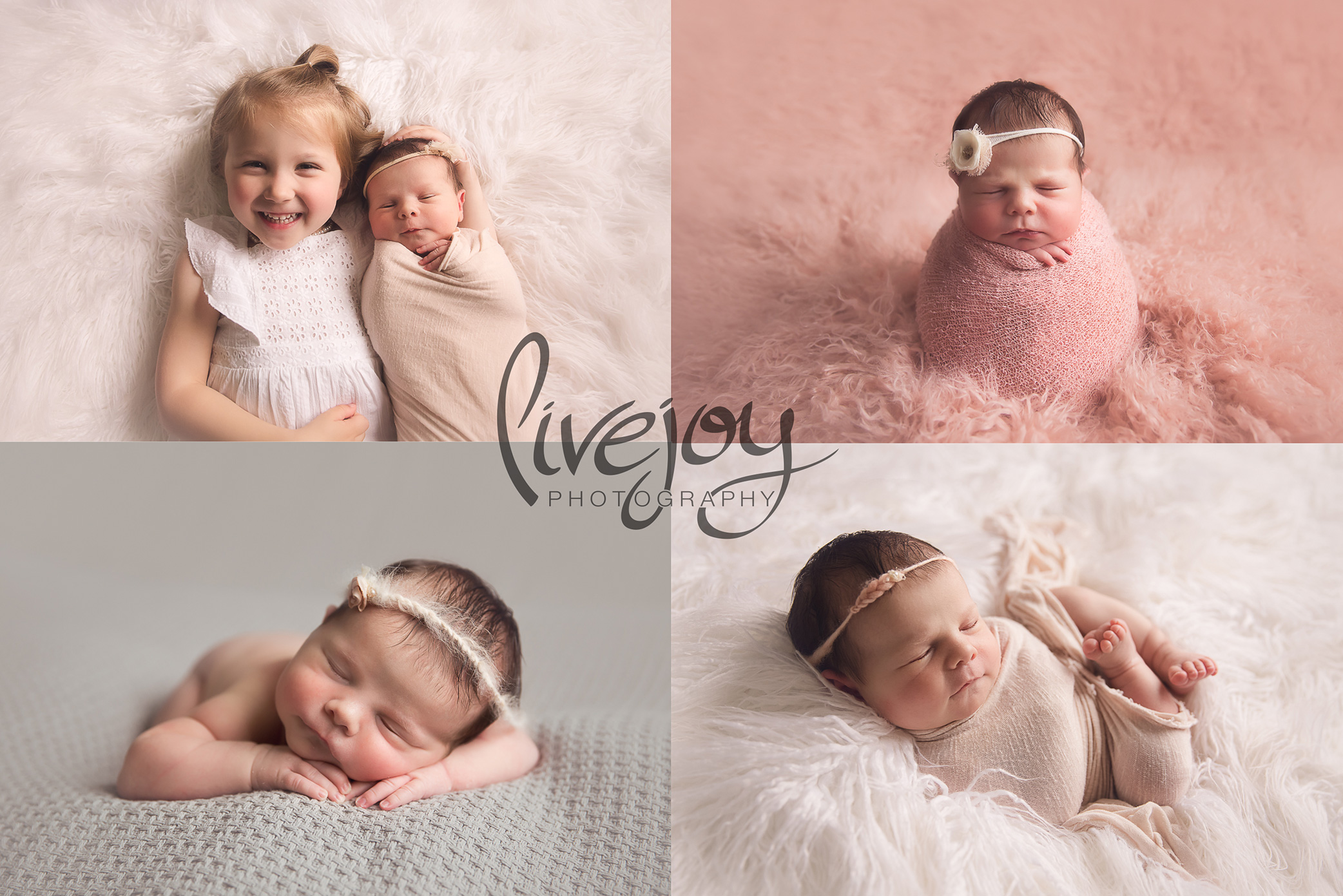Baby Girl | Newborn Photography | Oregon | LiveJoy Photography