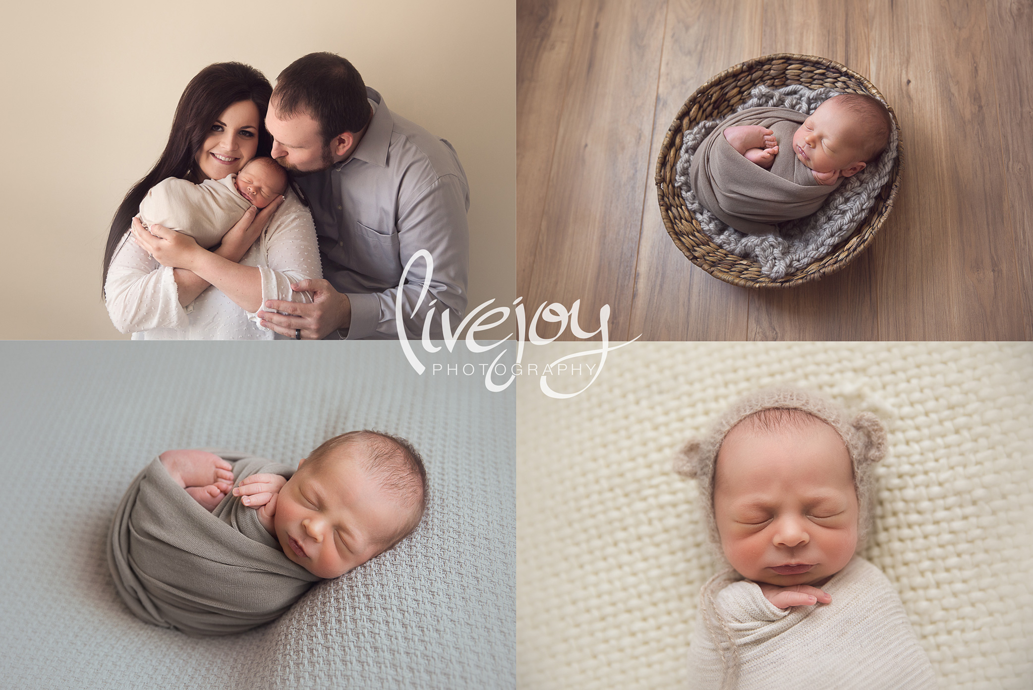 Baby Boy | Newborn Photography | Oregon | LiveJoy Photography