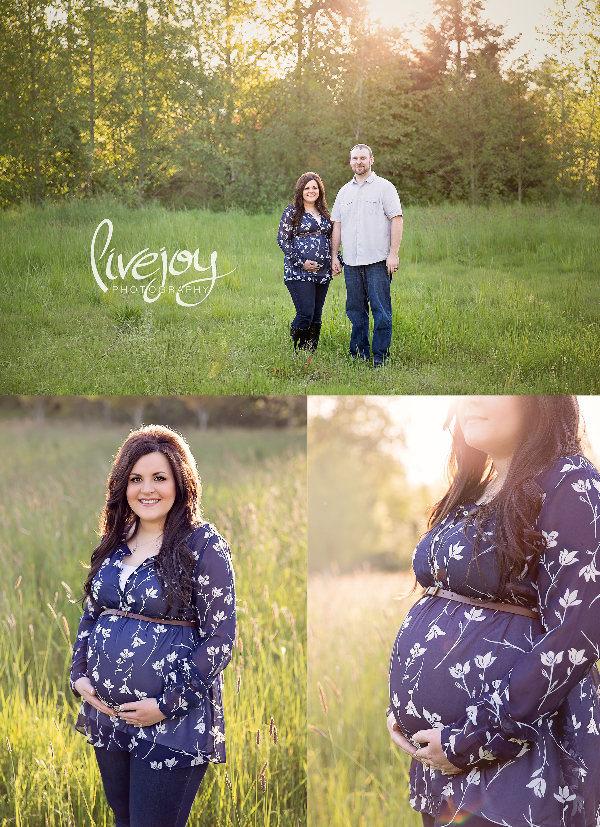 Maternity and Pregnancy Images | Oregon | LiveJoy Photography