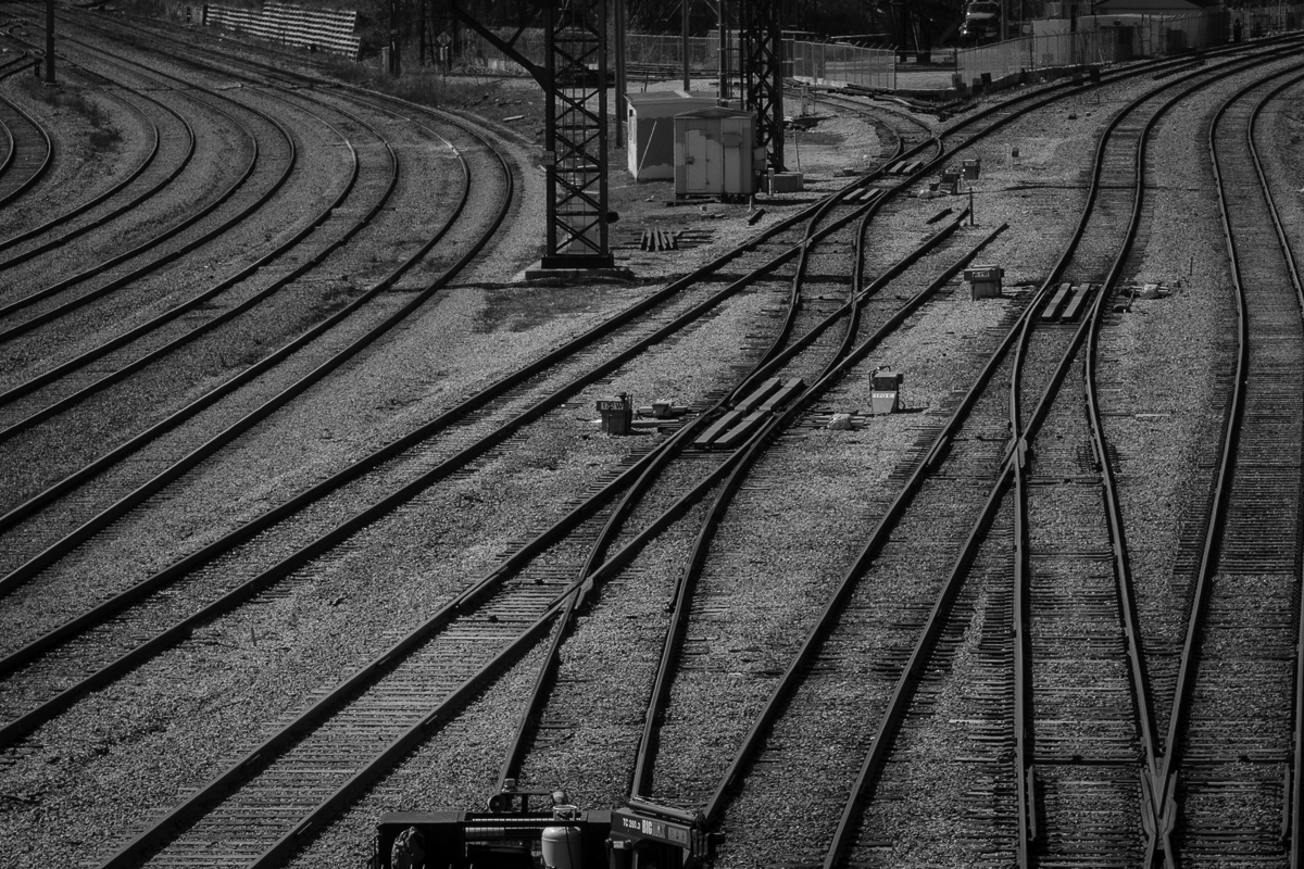 Projective Space Series by Liam Philley (liamphilley.com) -- railyard lines.jpg