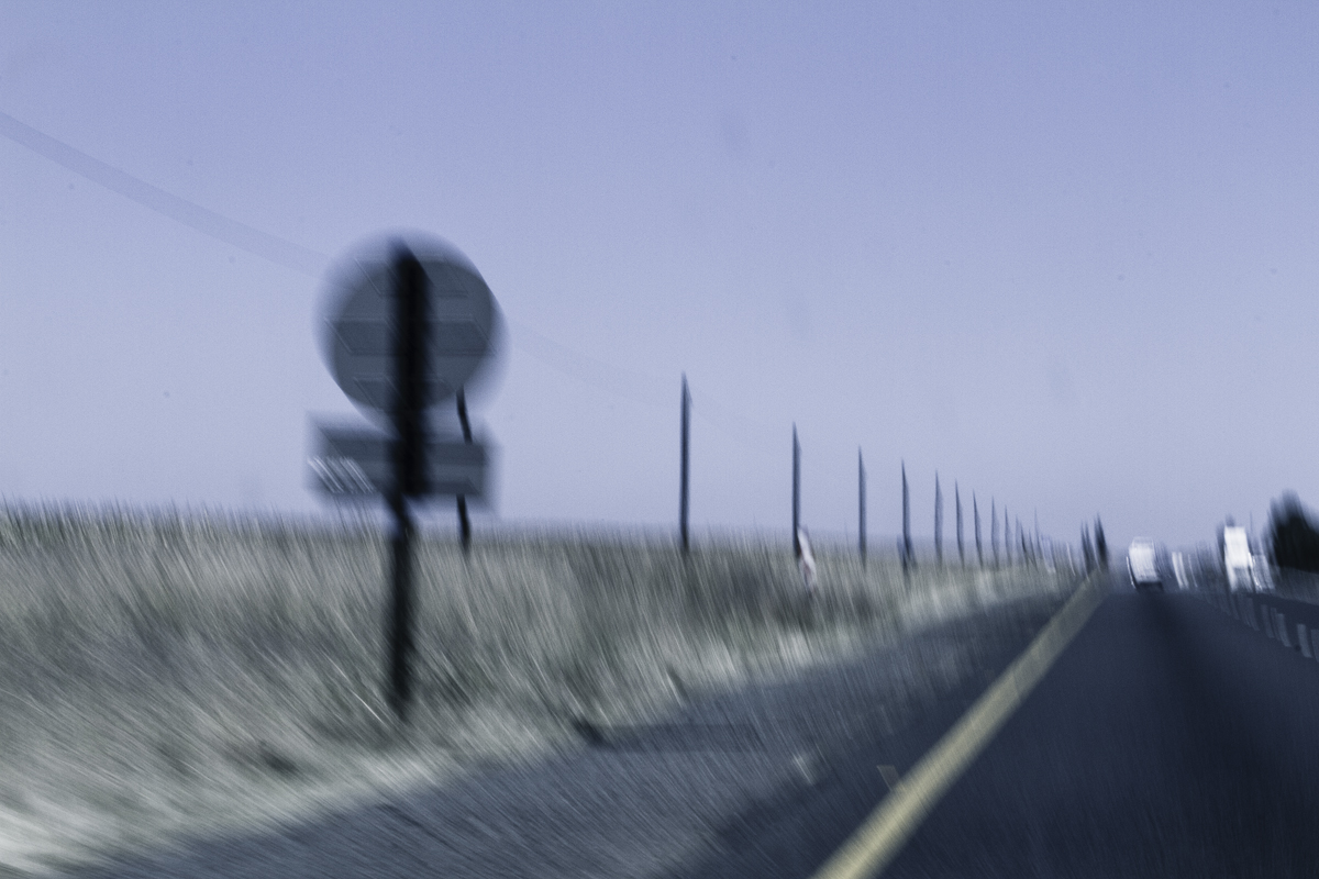 Projective Space Series by Liam Philley (liamphilley.com) -- road to clarens.jpg