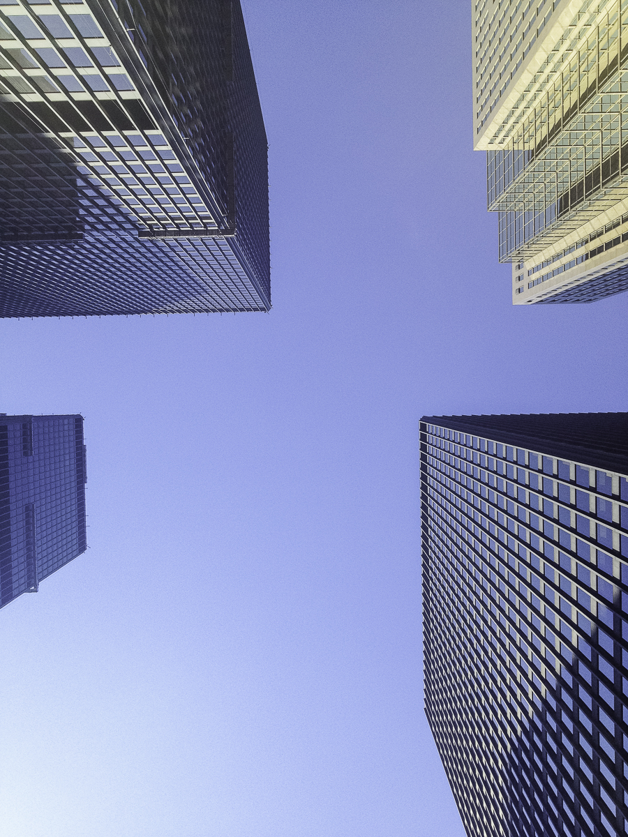 Projective Space Series by Liam Philley (liamphilley.com) -- toronto financial centre towers.jpg
