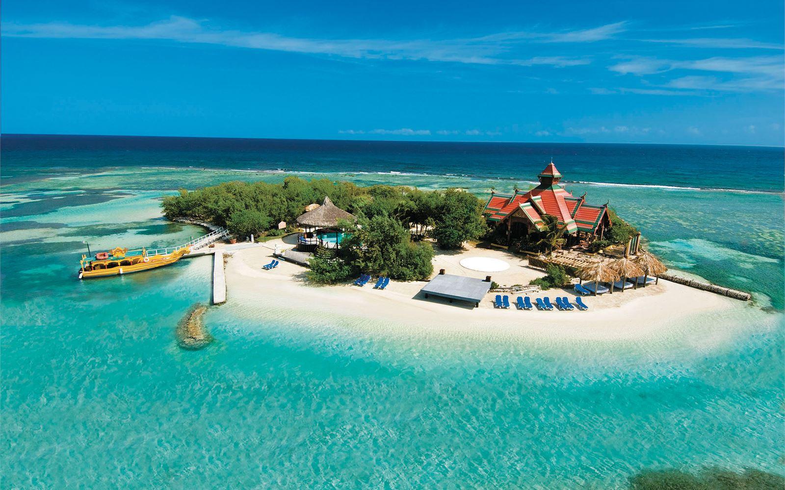 Sandals, Carribbean