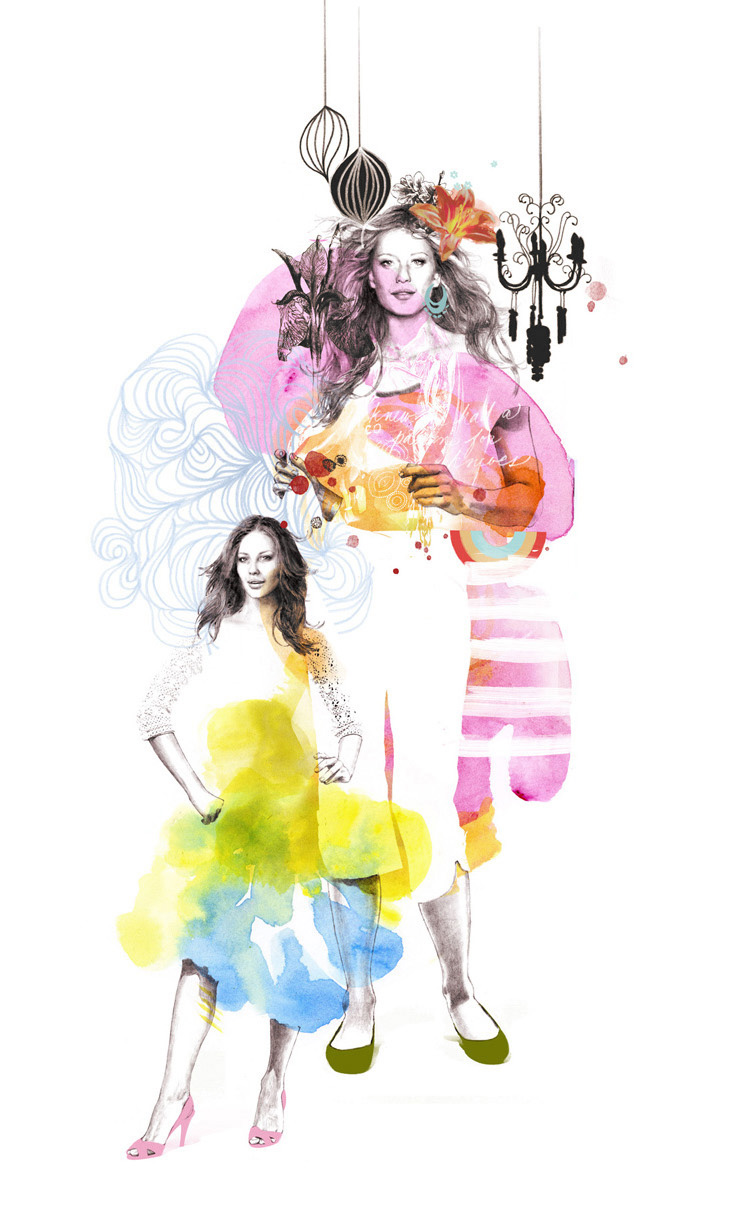 Fashion Ladies