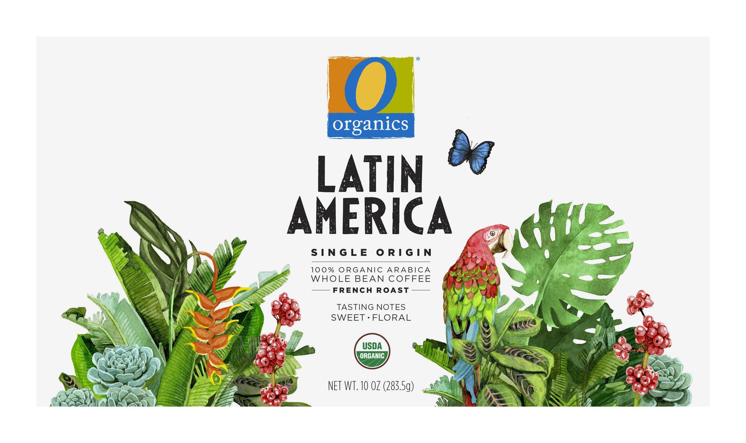 Coffee Packaging Series / Latin America