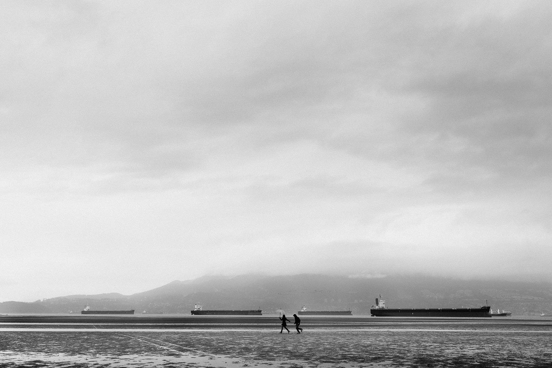 Spanish Banks Beach Vancouver