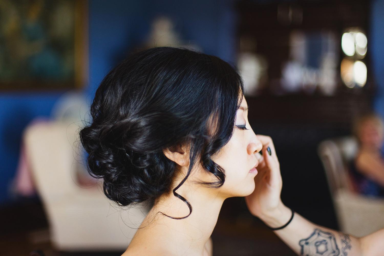 bridal makeup glace bay wedding