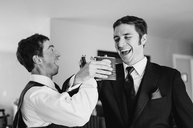groomsmen scotch drinking glace bay