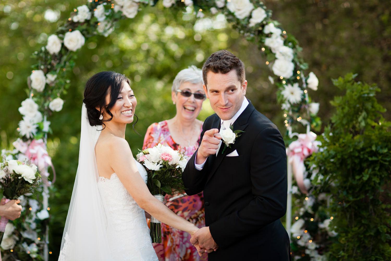 wedding ceremony glace bay