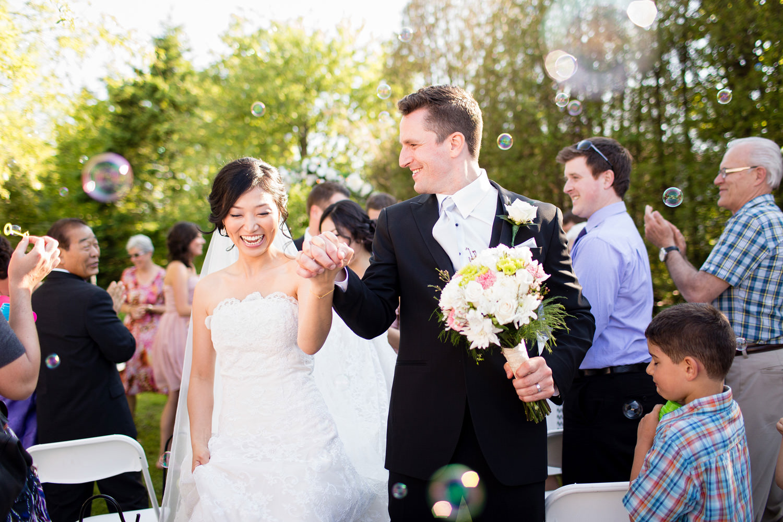 bride and groom cape breton wedding ceremony