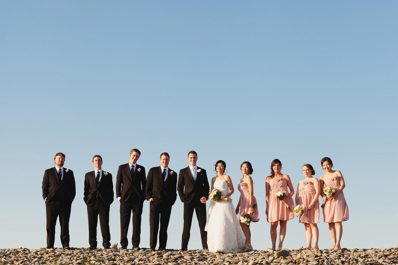 wedding party nova scotia