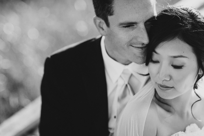 bride and groom dominion beach cape breton