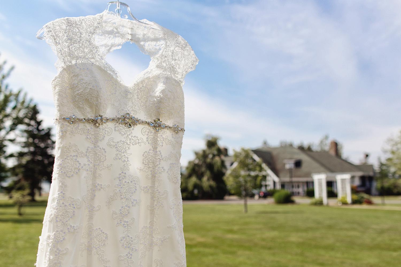 Wedding Dress Baddeck Inverary