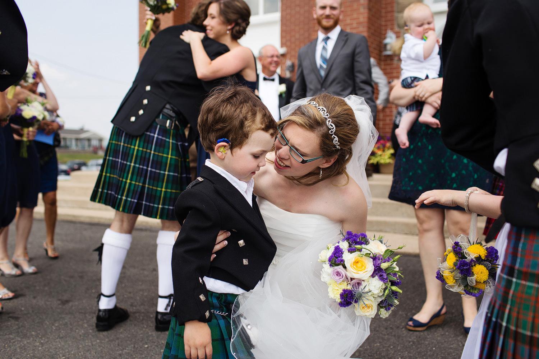 Iona Wedding Cape Breton