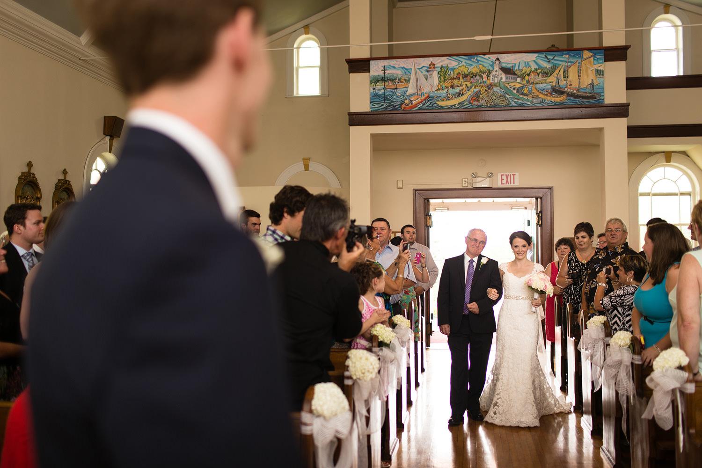 Baddeck Wedding Cape Breton