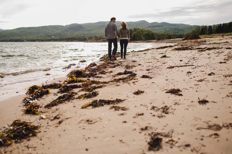 cape breton engagement photos