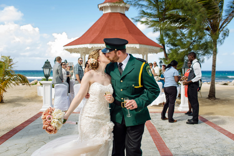 runaway bay jamaica wedding