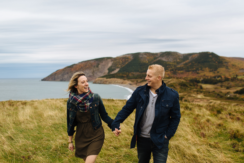 inverness cape breton engagement
