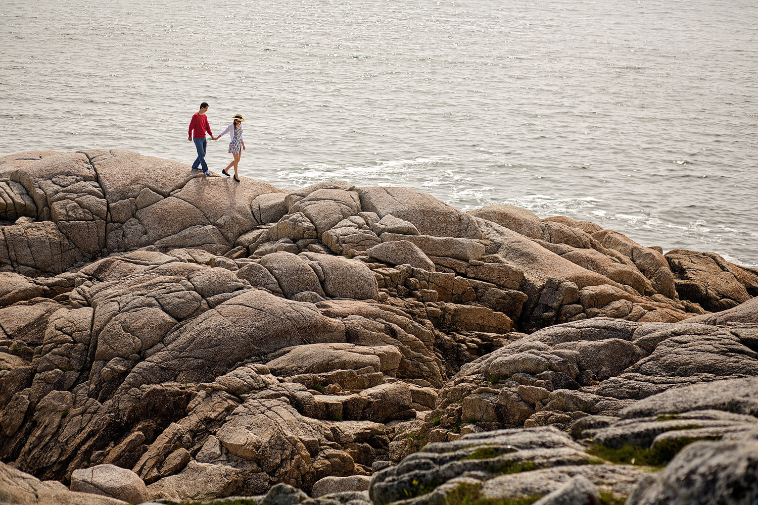 herring cove engagement 2