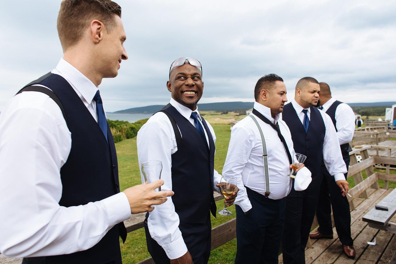 Inverness cape breton wedding