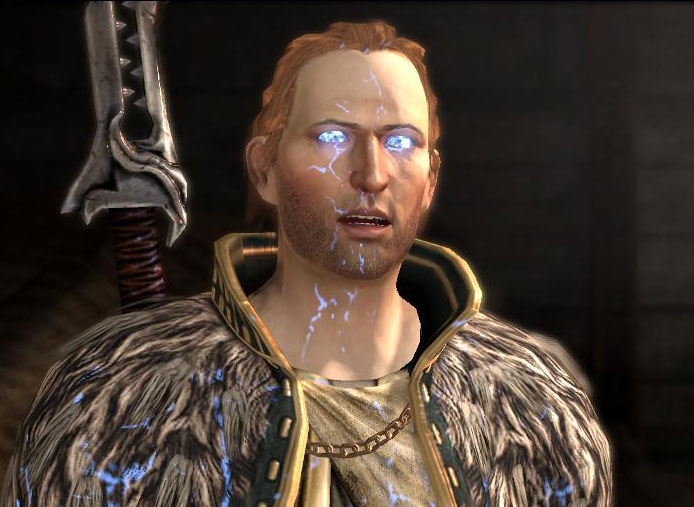 """Anders, giving me the """"eyes"""""""