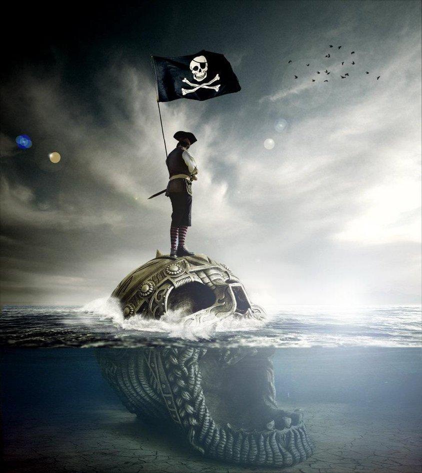 http://catchdeviant.deviantart.com/art/Lonely-Pirate-312110541