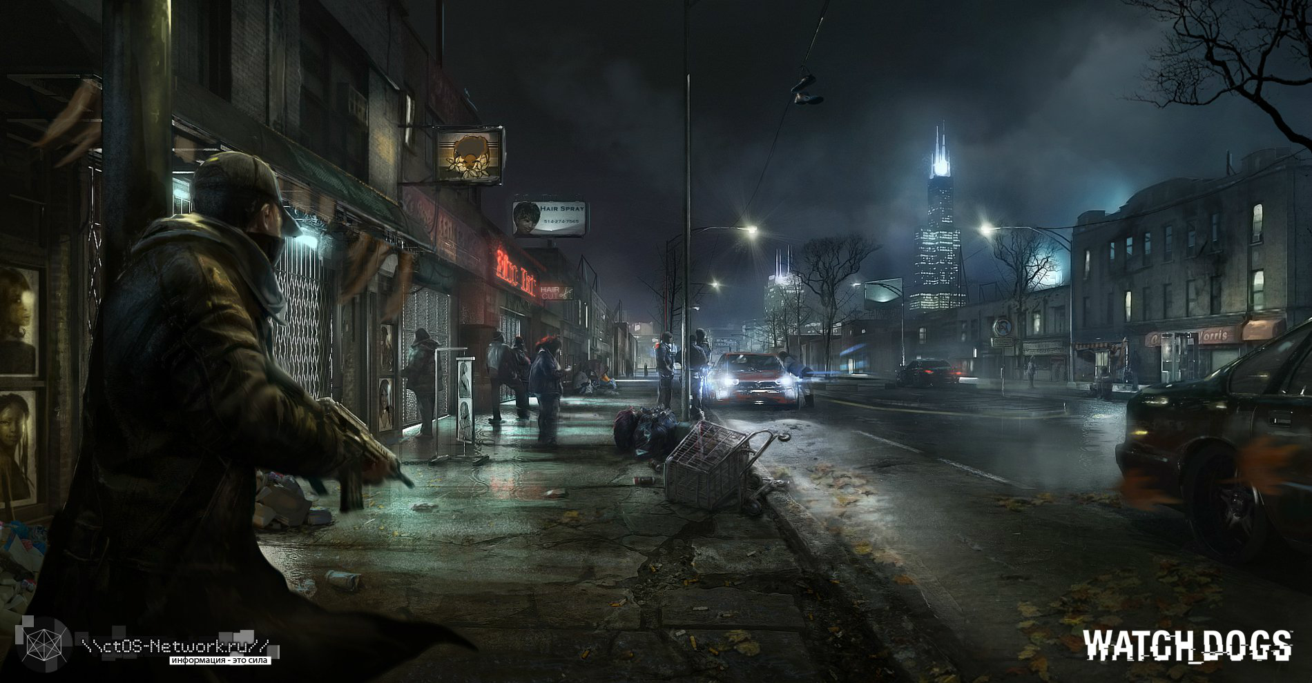Watch_Dogs has seen several delays.