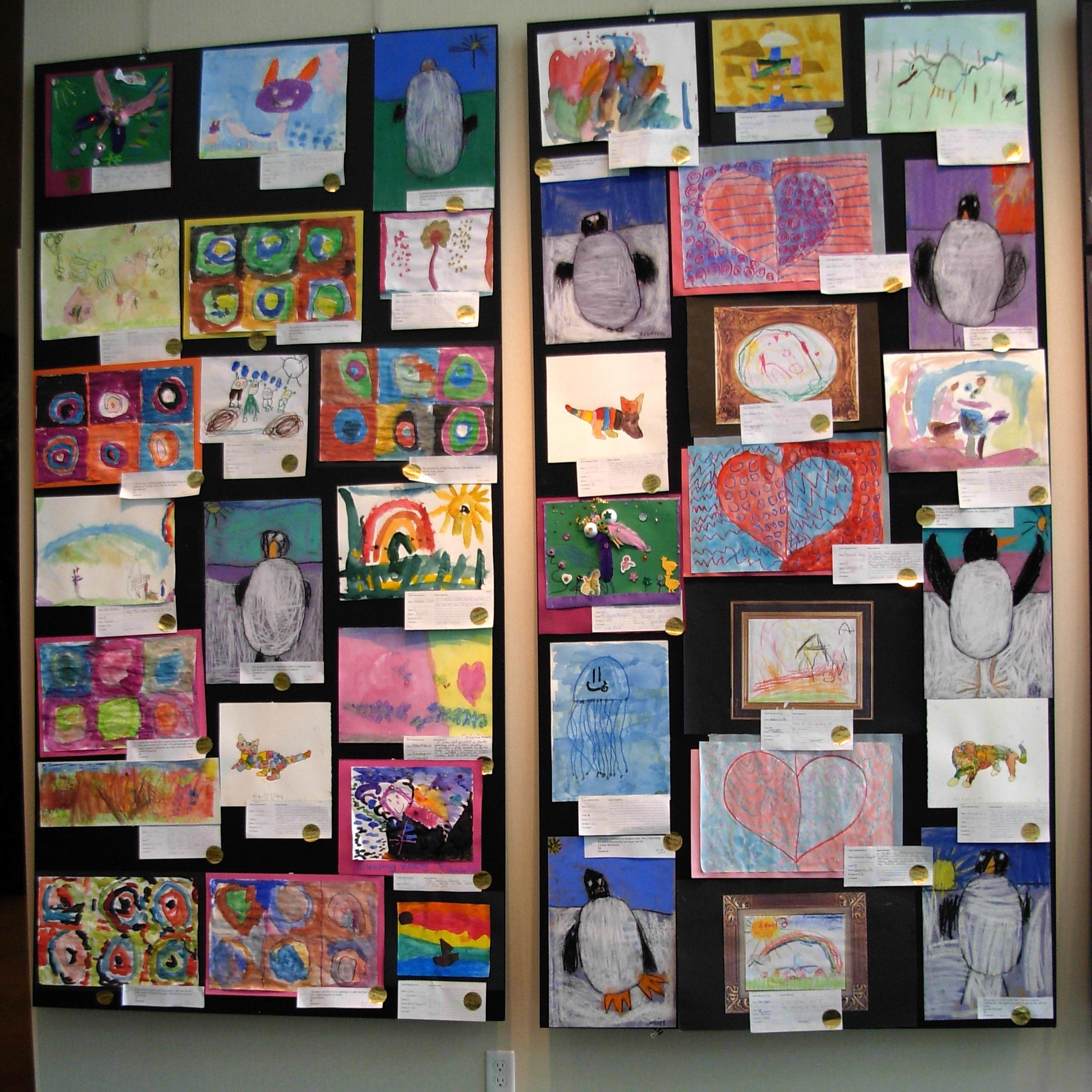 Grade 1 artwork