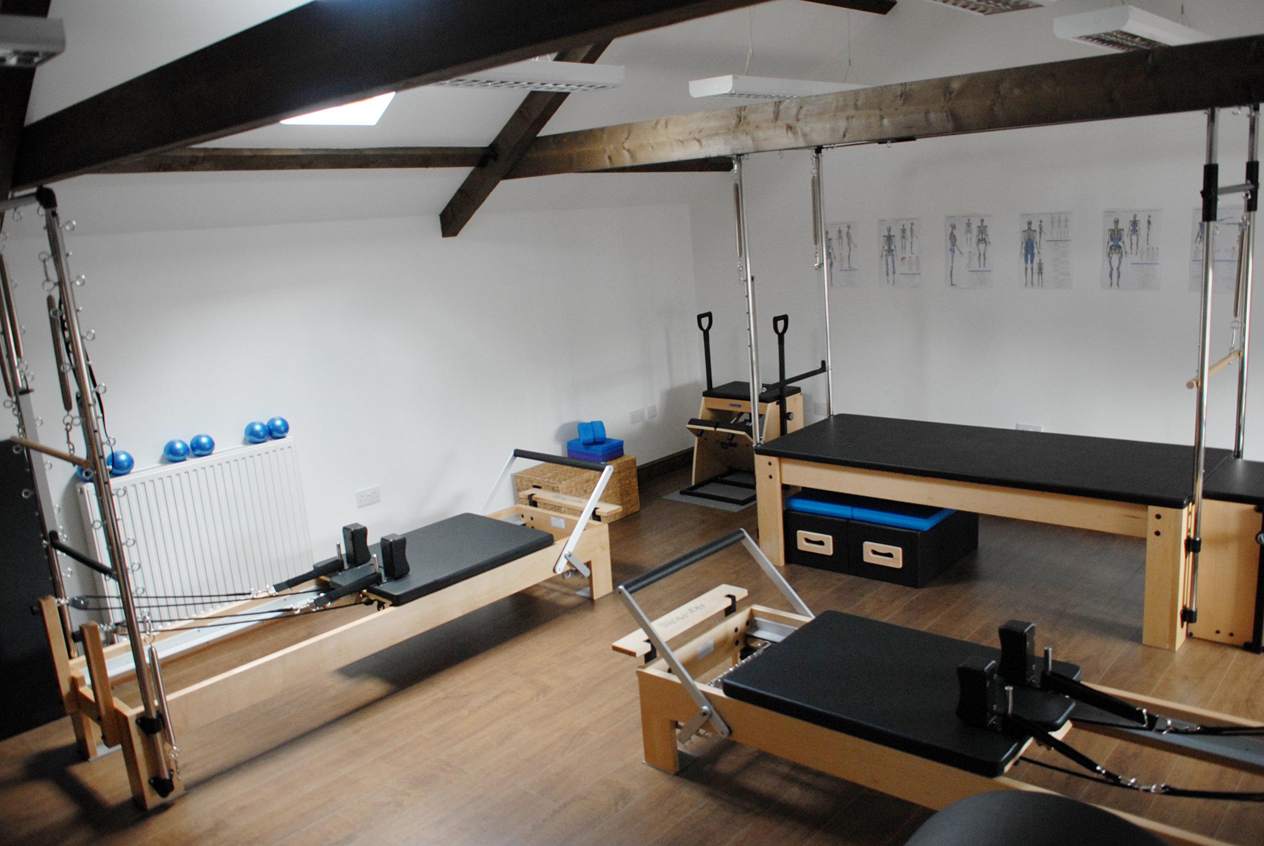 Pilates Apparatus @ Enlightened Body