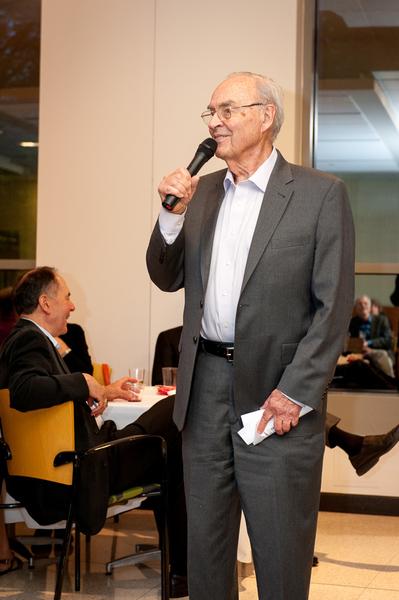 Senator Harris Wofford   Photo by Andrew Propp