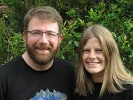 Linda and Paul Sheridan