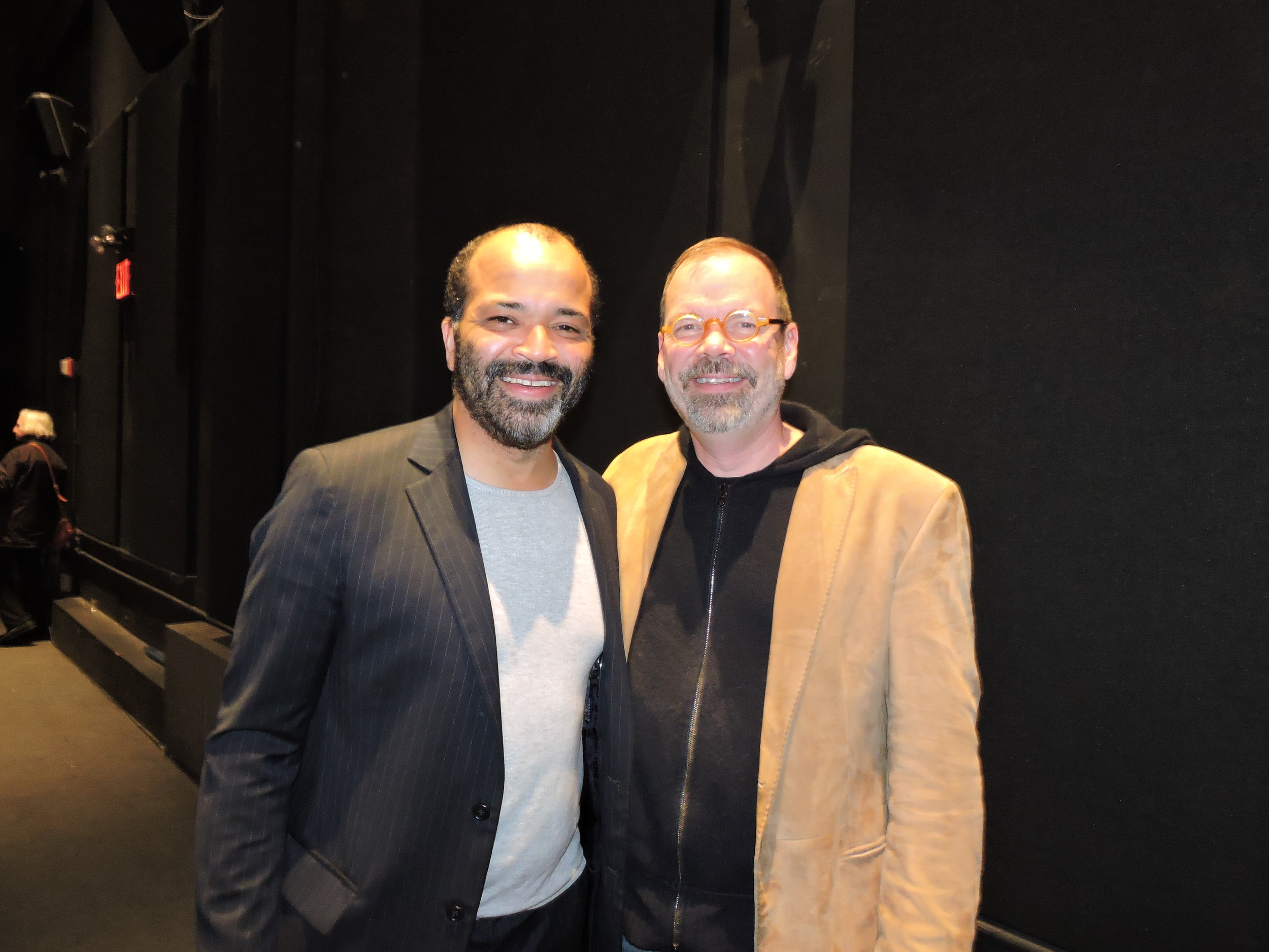 Jeffrey Wright and David France.JPG