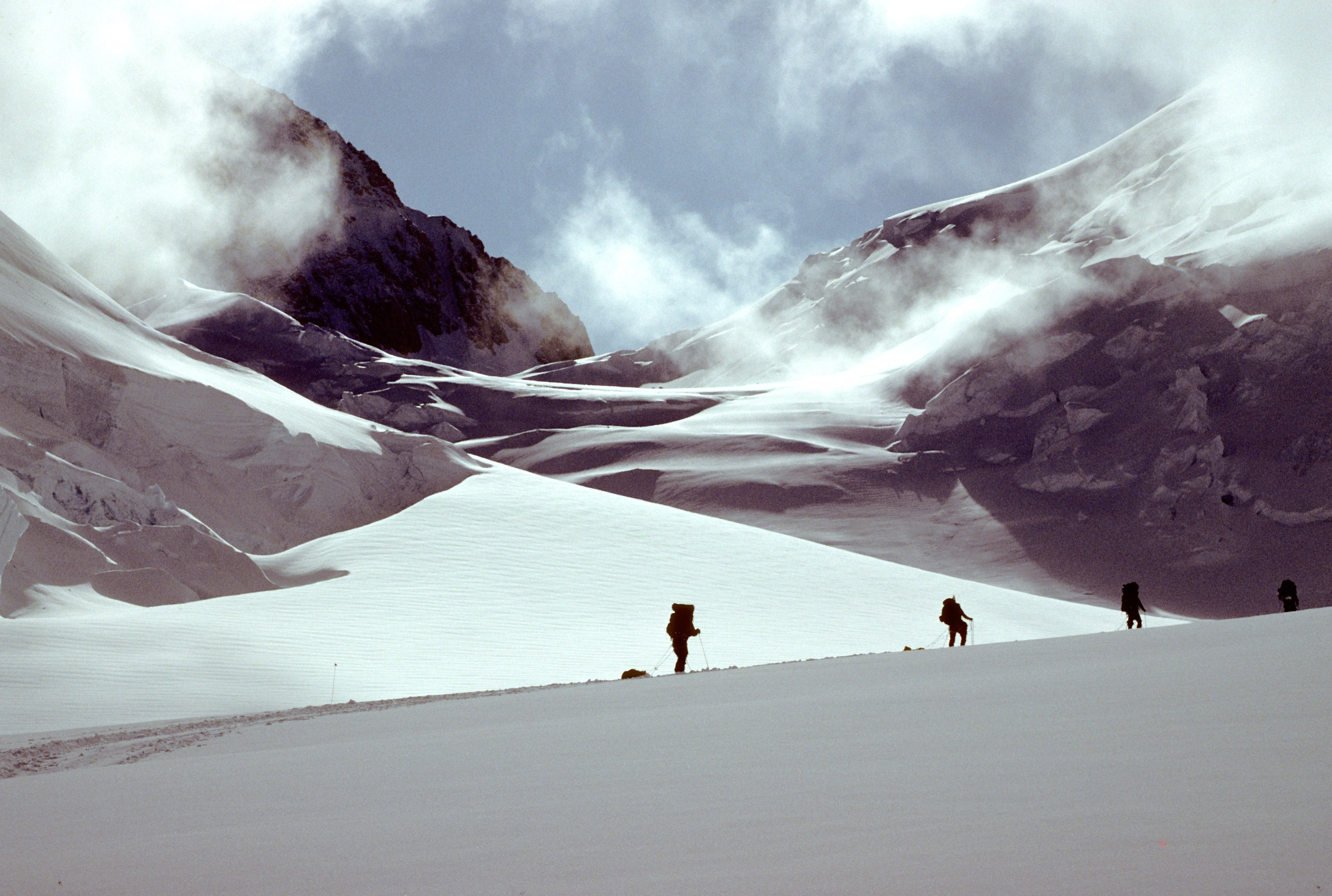 Kahiltna Glacier, Mount McKinley
