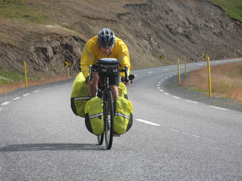 Cycling // Iceland
