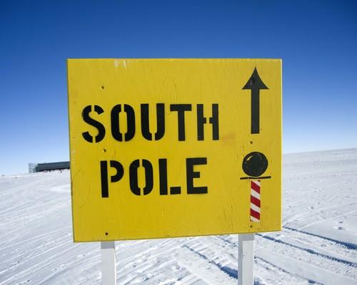 Skiing // Antarctica