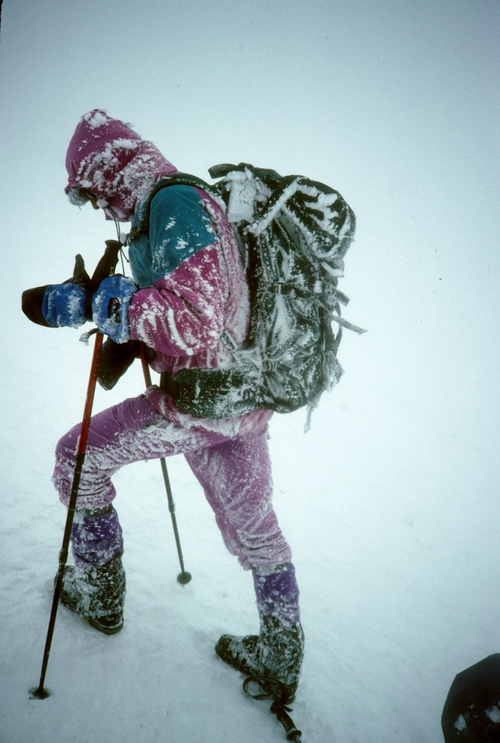 Elbrus+-+acclimatization+to+16,000+feet+(Arnold+covered+in+snow).jpg