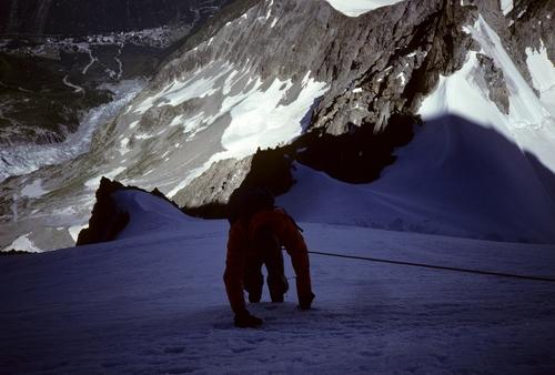 117+Aiguille+Argentiere+-+descent+from+summit.jpg