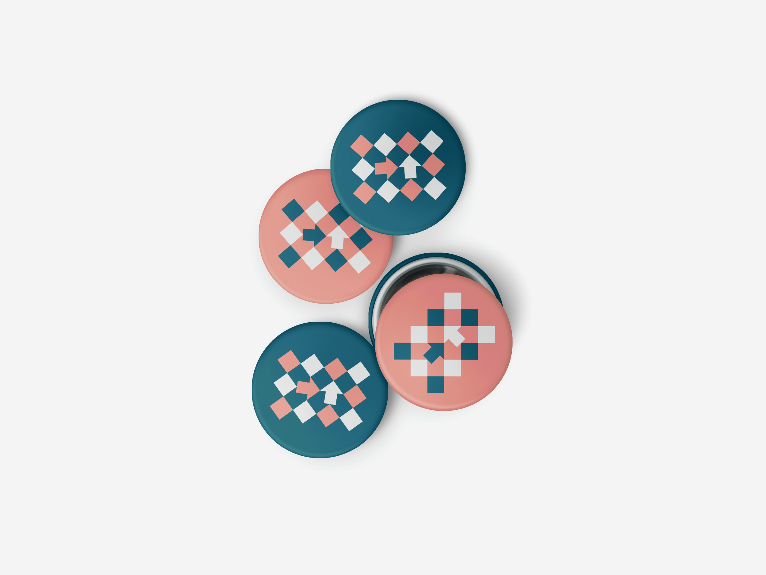 2 Runhouse branded buttons.png