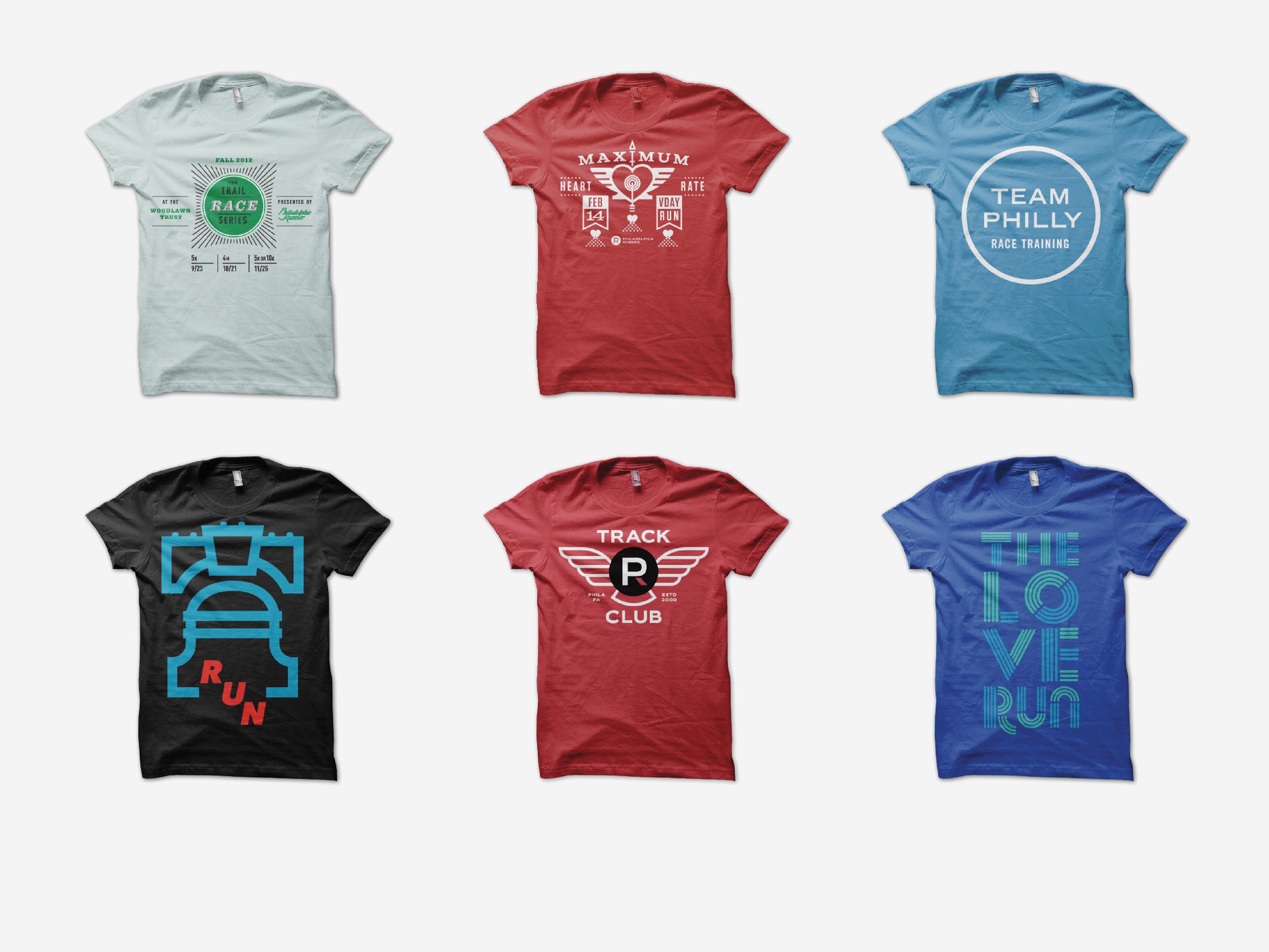 40 Philadelphia Runner t-shirts.png