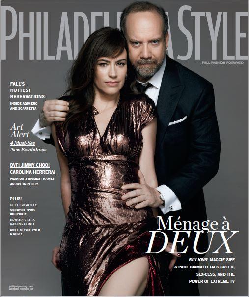 Philadelphia Style Magazine Fall 2016