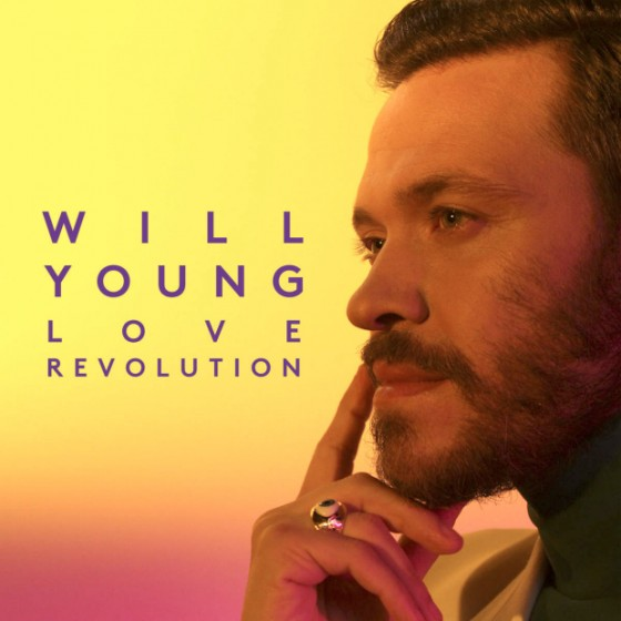 Love Revolution / Will Young / Chino Moya