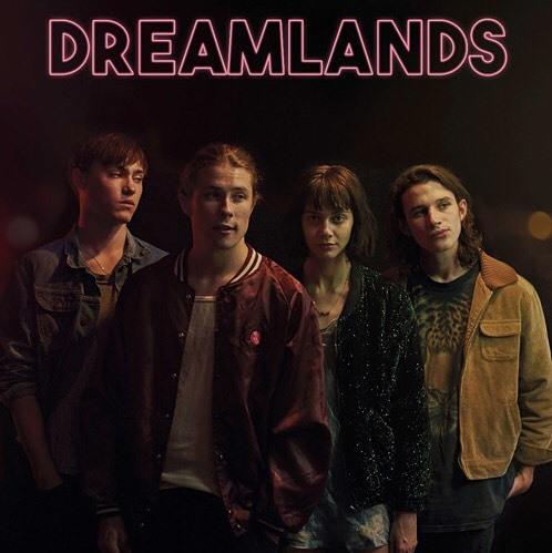 Dreamlands - Sara Dunlop