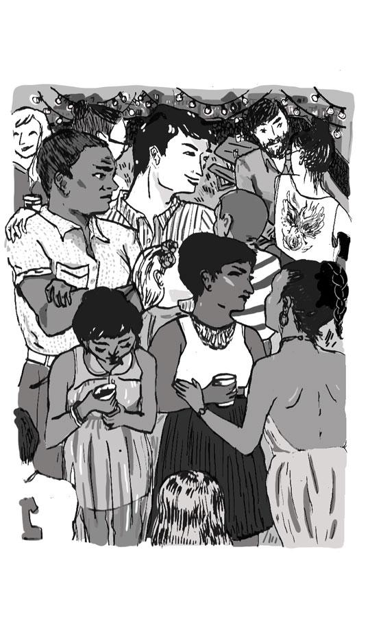 Illustration of Pride and Prejudice: 2015