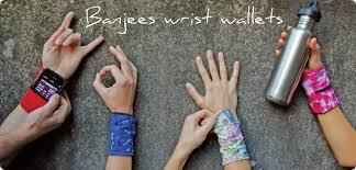 Reviewer: Hanna  Item: Banjee Wrist Wallets