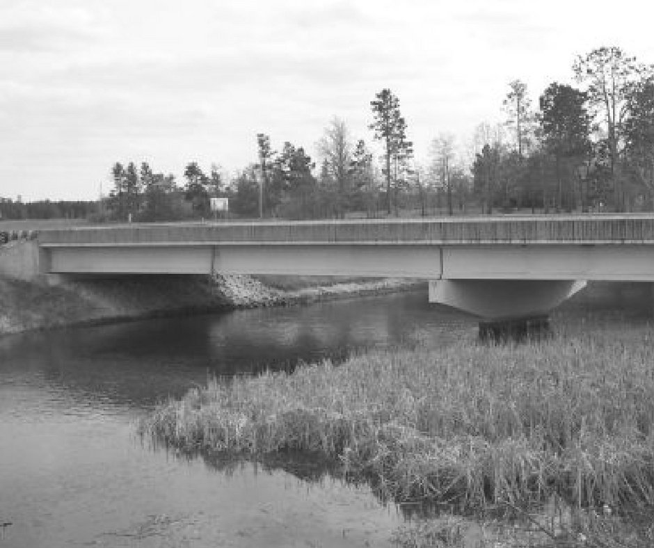 Bridge in Bemidji